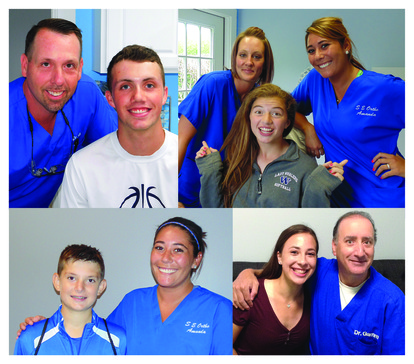 SEOrtho patient collage